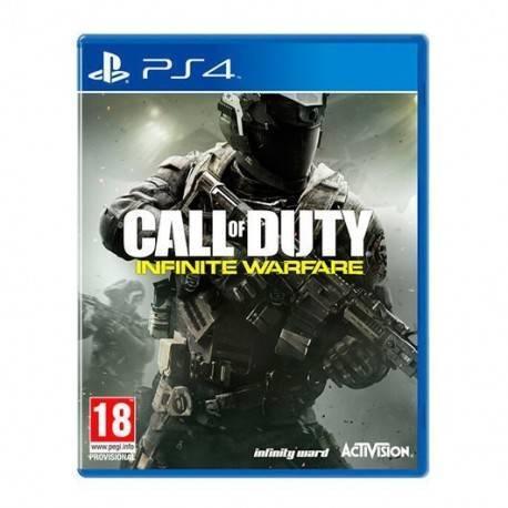 JUEGO SONY PS4 CoD: INFINITE WARFARE