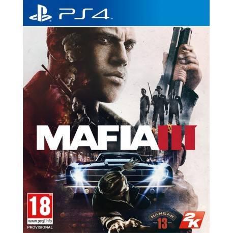 JUEGO SONY PS4 MAFIA III