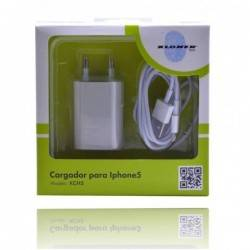 CARGADOR KL-TECH APPLE IPHONE 5 / 6 / 7