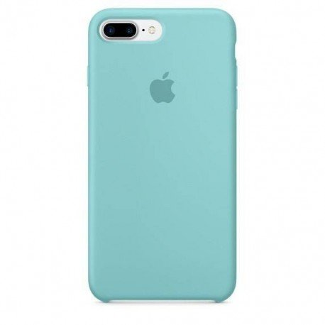 FUNDA APPLE IPHONE 7 SILICONA SEA BLUE