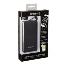 POWERBANK INTENSO S10000-I-DUAL NEGRO