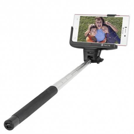 PALO SELFIE NGS SHOOTER 33 A110 CM BLUETOOTH NEGRO