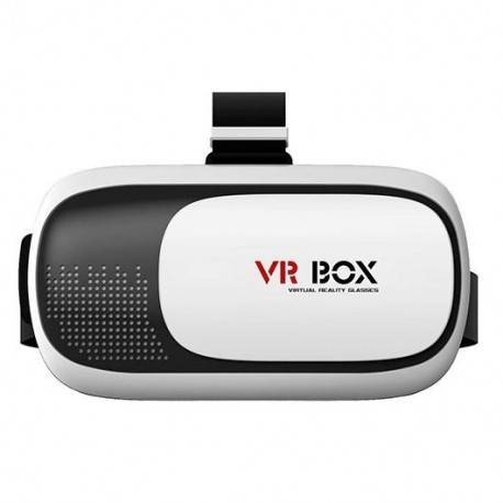 GAFAS VR 3D PRO STIMA SVB6001 PARA SMARTPHONE BLAN