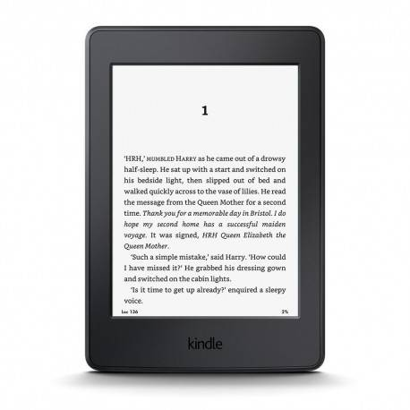 EBOOK KINDLE PAPERWHITE 6 LCD ILUMINADA WIFI NEG