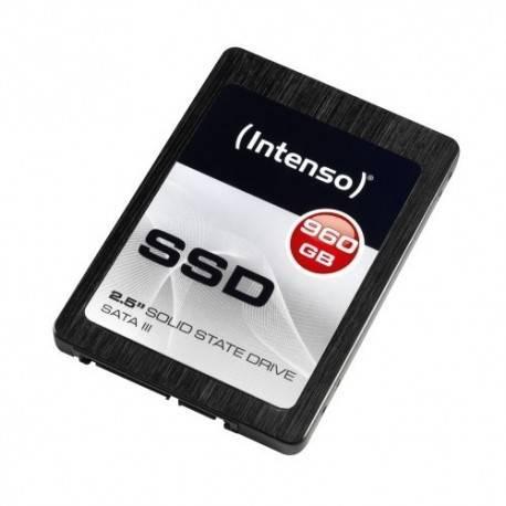 HD 2.5 SSD 960GB SATA3 INTENSO HIGH PERFORMANCE