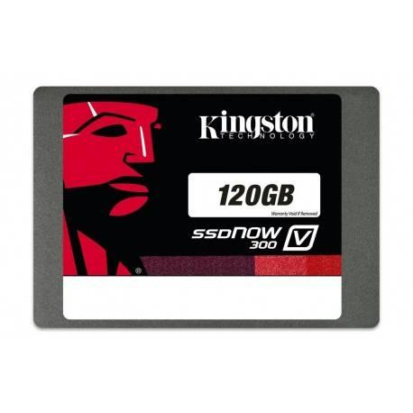 HD 2.5 SSD 120GB SATA3 KINGSTON SSDNOW V300