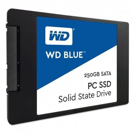HD 2.5 SSD 250GB SATA3 WD BLUE
