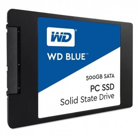 HD 2.5 SSD 500GB SATA3 WD BLUE