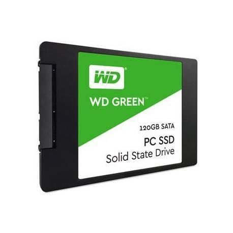 HD 2.5 SSD 120GB SATA3 WD GREEN