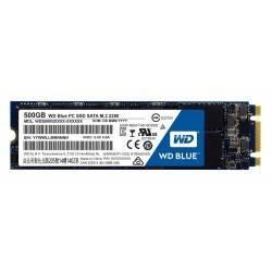 HD M2 SSD 500GB SATA3 WD BLUE