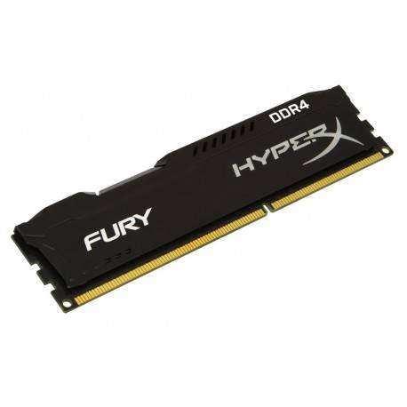MODULO DDR4 8GB PC2666 KINGSTON HYPERX FURY BLACK