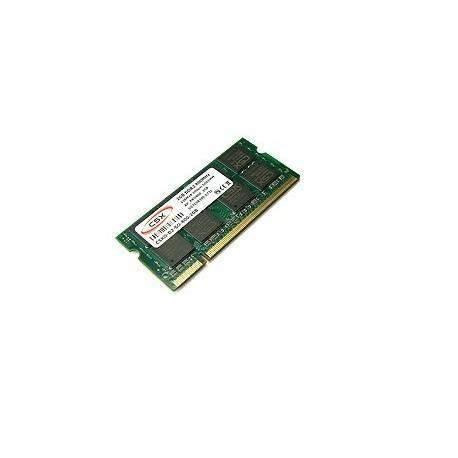 MODULO S/O DDR2 2GB PC667 CSX RETAIL (PORT)