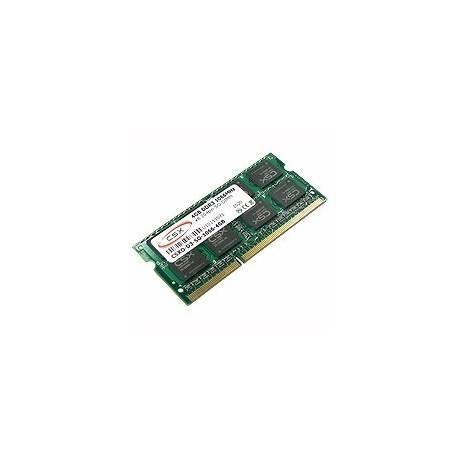 MODULO S/O DDR3 4GB PC1333 CSX RETAIL(PORT)