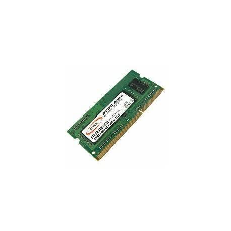 MODULO S/O DDR3 1GB PC1066 CSX BULK (PORT)