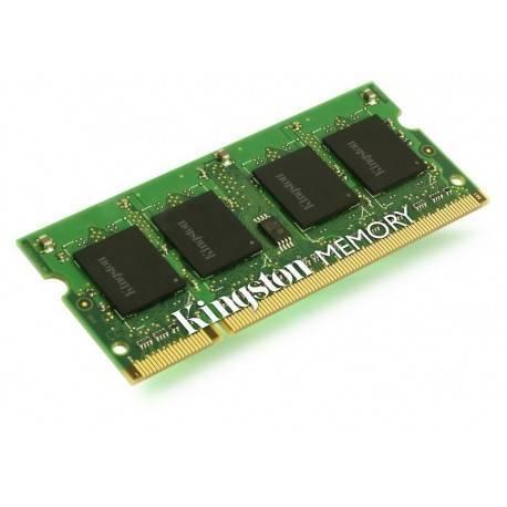 MODULO S/O DDR3 2GB PC1600 KINGSTON RETAIL (POR)