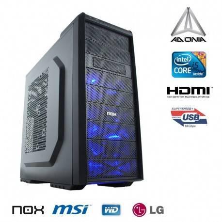 ORDENADOR ADONIA SAMUS II GAMING I7 16GB NV 950