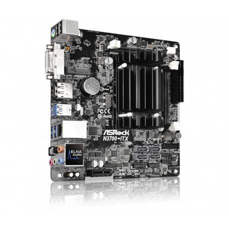 PB ASROCK N3700-ITX CPU INTEL QUAD CORE BULK