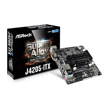 PB ASROCK J4205-ITX CPU INTEL QUAD CORE