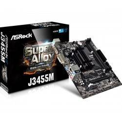 PB ASROCK J3455M CPU INTEL QUAD CORE
