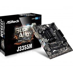 PB ASROCK J3355M CPU INTEL DUAL CORE