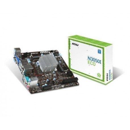 PB MSI N3050I ECO CPU DUAL CORE