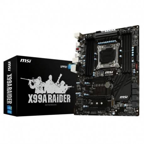 PB MSI 2011-3 X99A RAIDER