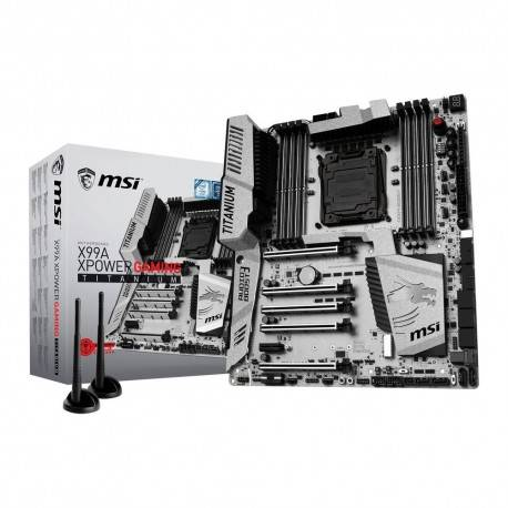 PB MSI 2011-3 X99A XPOWER GAMING TITANIUM