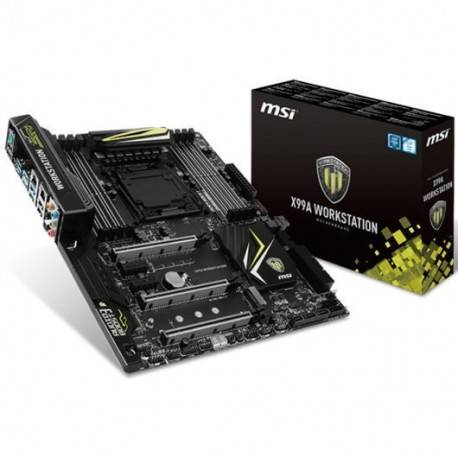 PB MSI 2011-3 X99A WORKSTATION