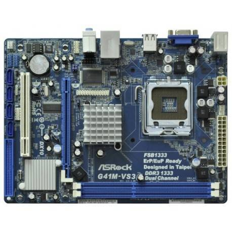 PB ASROCK 775 G41M-VS3 R2.0