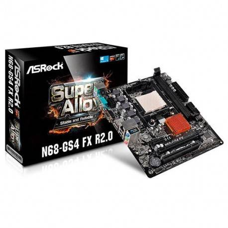 PB ASROCK AM3 N68-GS4 FX R2.0