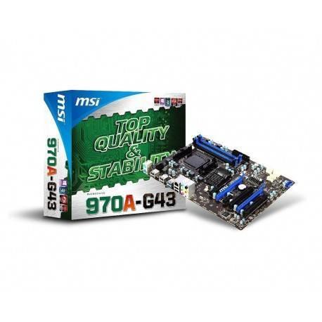 PB MSI AM3+ 970A-G43 PLUS