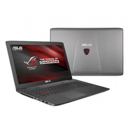 PORTATIL ASUS GAMING ROG GL752VW-T4064T NEGRO