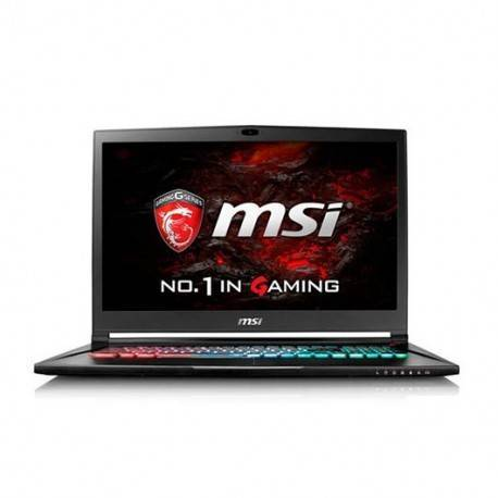 PORTATIL MSI GS73VR 7RF(STEALTH PRO 4K)-242ES