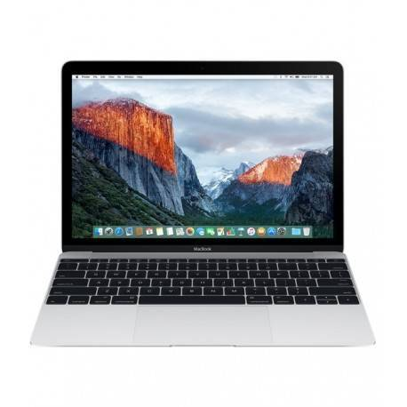PORTATIL APPLE MACBOOK 12 EARLY 2016 SILVER