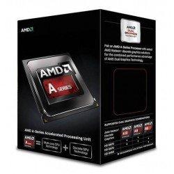 CPU AMD FM2 TRINITY A6 6400K 2X3.9GHZ/1MB BOX