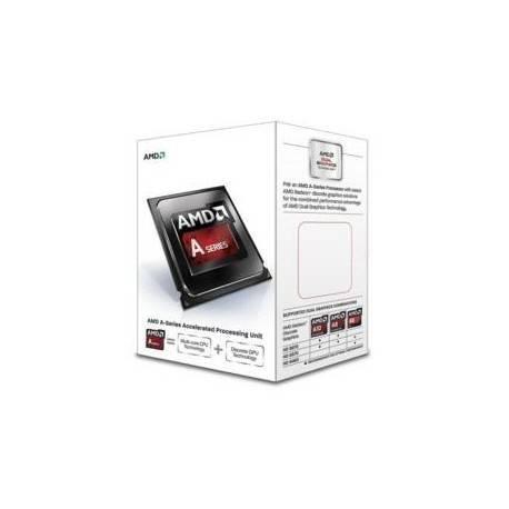 CPU AMD FM2+ KAVERI A8-7600 4X4 3.1GHz/4MB BOX
