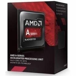 CPU AMD FM2+ KAVERI A8-7650K 4X4 3.3GHZ/4MB BOX