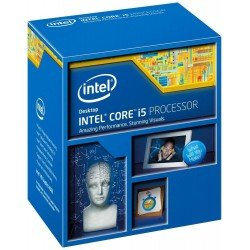 CPU INTEL 1150 I5-4590 4X3.3GHZ/6MB BOX