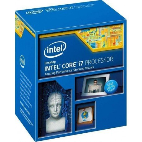CPU INTEL 1150 I7-4790 4X3.6MHZ/8MB/BOX