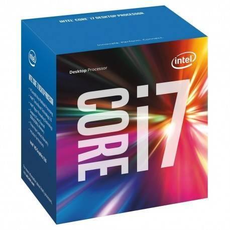 CPU INTEL 1151 I7-6700 4X3.4GHZ/8MB BOX