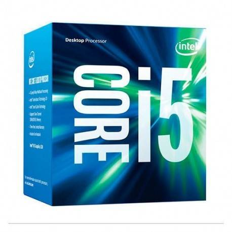 CPU INTEL 1151 I5-7400 4X3 GHZ KABY LAKE