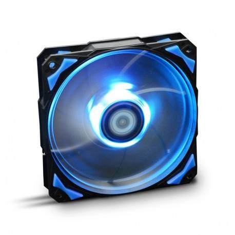 VENT 120X120 NOX HFAN 120 LED AZUL
