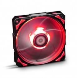 VENT 120X120 NOX HFAN 120 LED ROJO