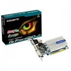 VGA GIGABYTE GT 210 LOW PROFILE 1GB GDDR3