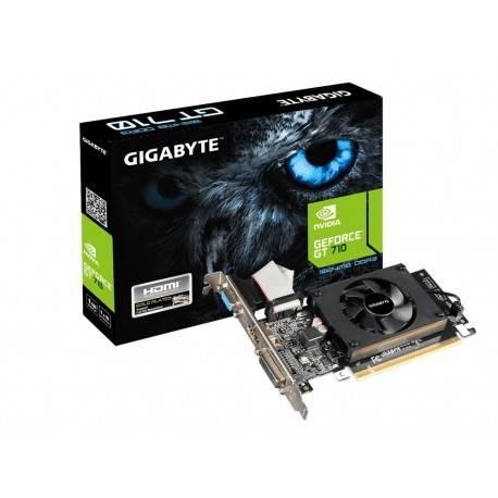 VGA GIGABYTE GT 710 1GB GDDR3