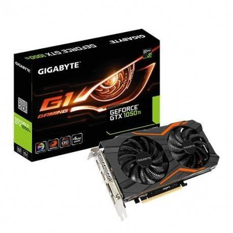VGA GIGABYTE GTX 1050 TI GAMING G1 4GB GDDR5