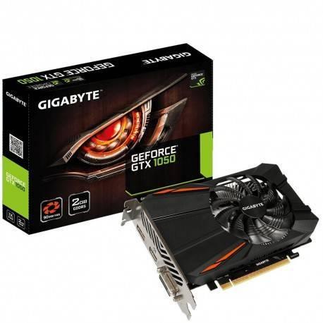 VGA GIGABYTE GTX 1050 D5 2G GDDR5