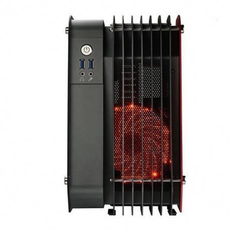 TORRE MICRO ATX ENERMAX STEELWING RED