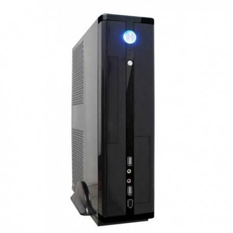 TORRE MINI-ITX 500W KL-TECH KB302 3.0 NEGRA