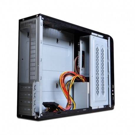 TORRE MICRO ATX 500W L-LINK FLEX NEGRA